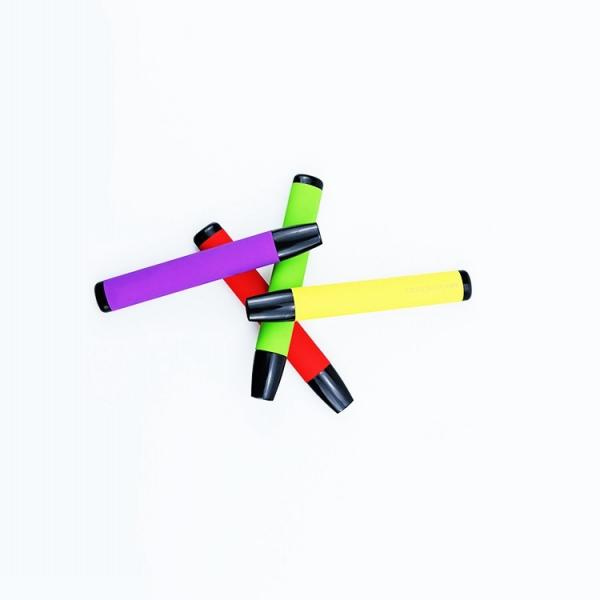Pop XTRA disposable packing device KIT stick 8 colors paper package