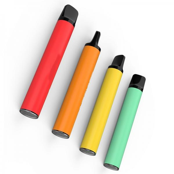 2020 Pop Wholesale Disposable Mini Electronic Cigarette E Cigarette Vape Pen